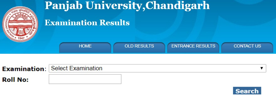PUCHD Result 2018 - EVS Environment Revaluation Compartment Login